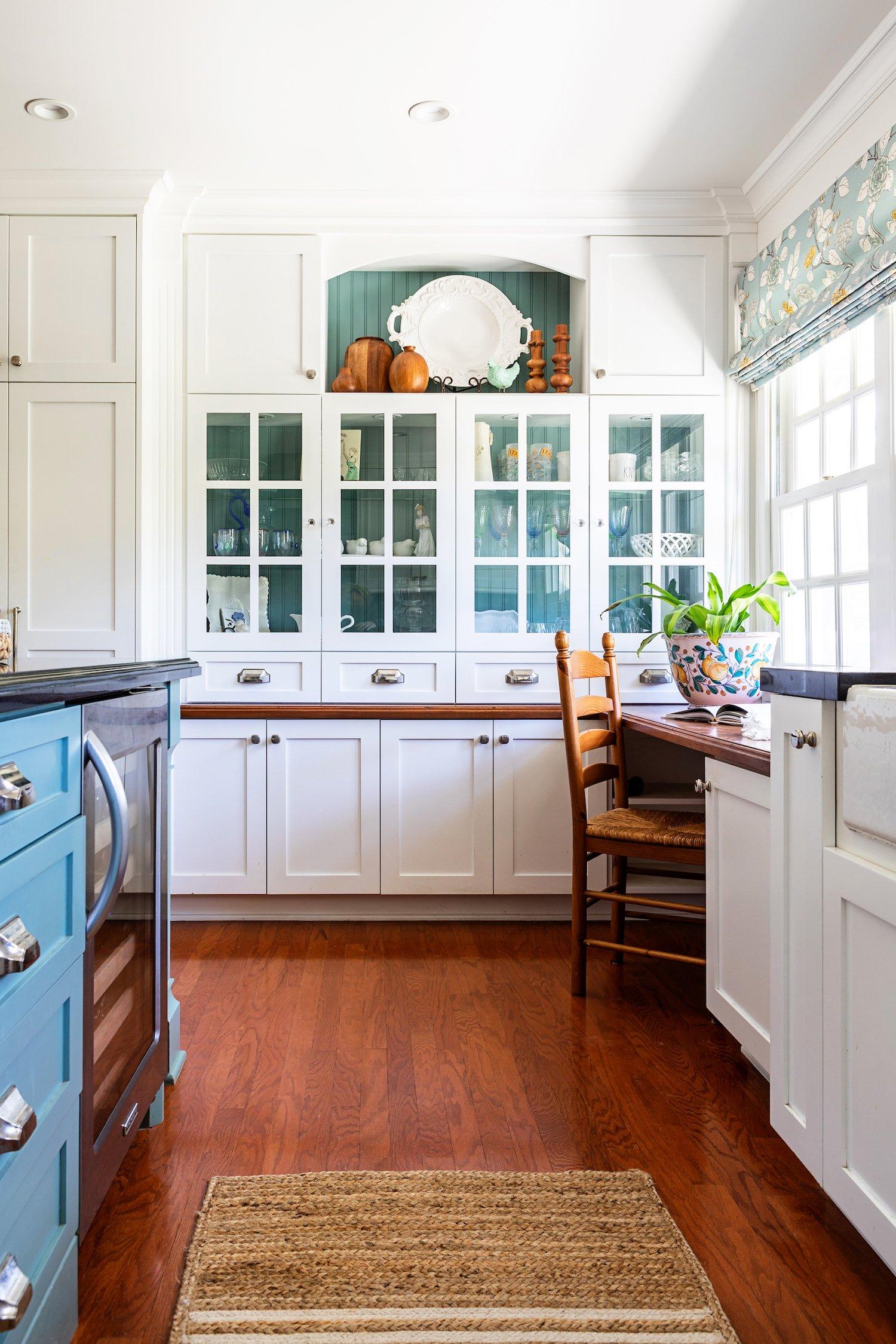 budget-friendly kitchen details - hidden kills kitchen renovation