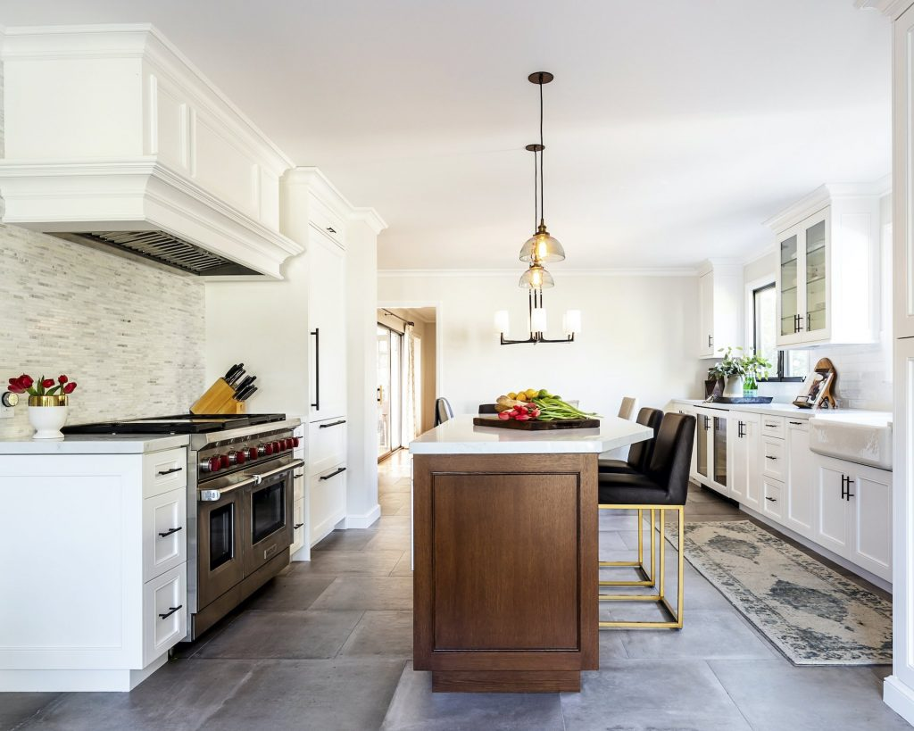 budget-friendly kitchen details - studio city kitchen