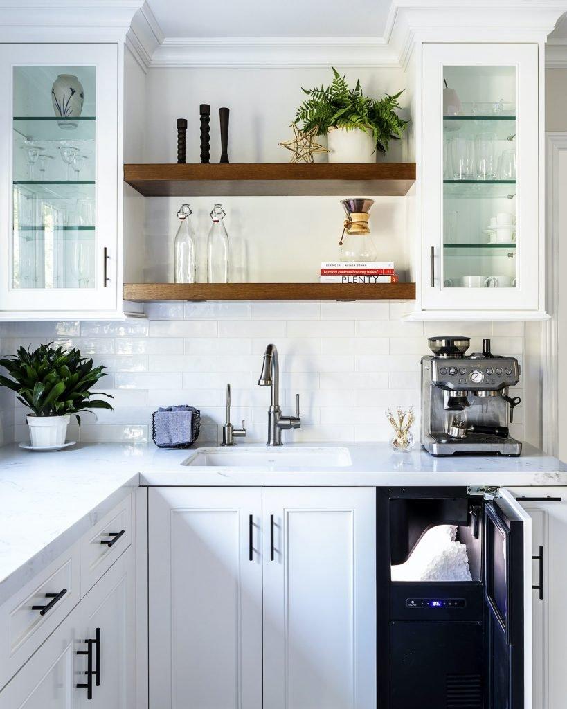 studio kitchen - classic kitchen design - kitchen trends