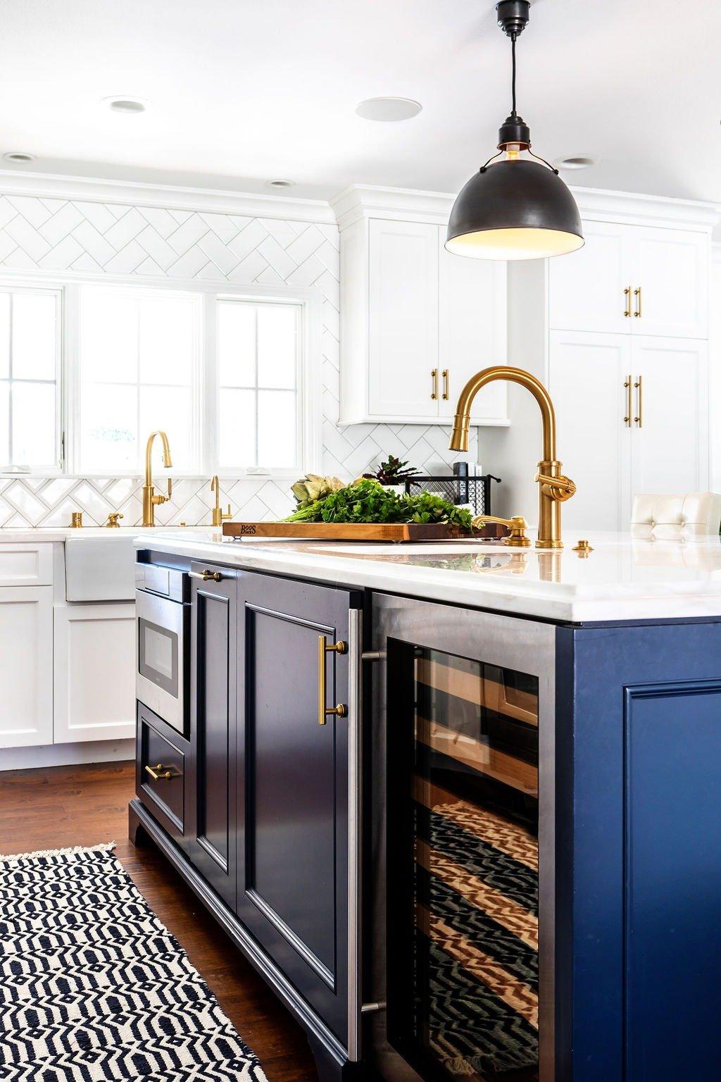 westlake kitchen - classic kitchen design - kitchen trends